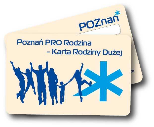 Poznańska Karta Rodziny Dużej