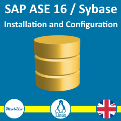 Course SAP ASE 16 / Sybase ASE - Installation and Configuration