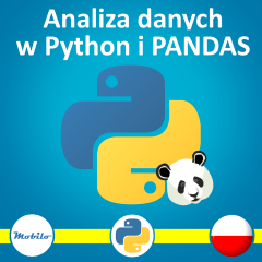 Kurs Data Science: Analiza danych w Python i PANDAS