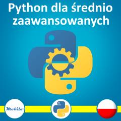 Kurs Python dla średnio zaawansowanych